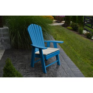 Stalham Upright Plastic Adirondack Chair