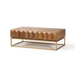 Deems Coffee Table Brayden Studio