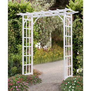 Sunjoy Wood Arbor