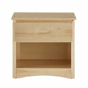 Spero 1 Drawer Nightstand by Viv + Rae