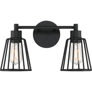 Top Reviews Clegg 2-Light Vanity Light By Williston Forge
