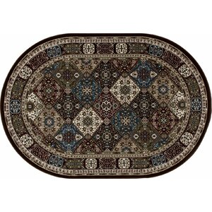 Kensington Brown Area Rug