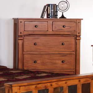 Hawthorne 6 Drawer Chest by Loon Peak