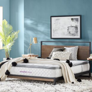 Wayfair Sleep Firm Pillow Top Innerspring Mattress