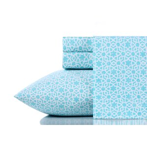 Olympia Pure 200 Thread Count 100 Cotton Sheet Set