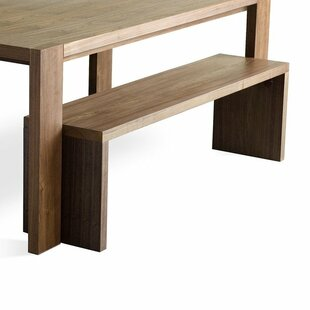 Plank Wooden Bench by Gus* Modern