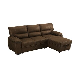 Fiskeville Reversible Sleeper Sectional
