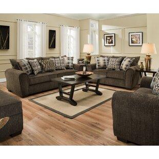 Loon Peak Pleasant Avenue Configurable Living Room Set