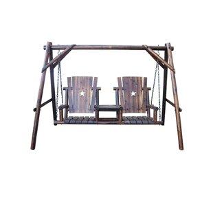 Ardoin Tête-à-Tête Swing Set