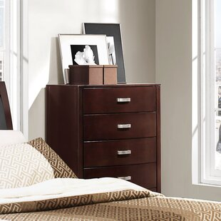 Rushmere 5 Drawer Chest by Latitude Run Great price