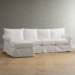 Jameson Slipcovered Sofa w..