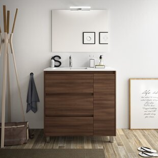 Tallulah 850mm Free-standing Single Vanity Unit By Belfry Bathroom