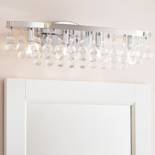 Faun 4-Light LED Vanity Light by Willa Arlo Interiors