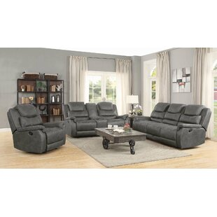 Check Prices Natalie Reclining Sofa by 17 Stories Reviews (2019) & Buyer's Guide