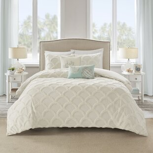 Cannon Beach 100% Cotton 3 Piece Comforter Set