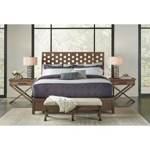 Mulberry Queen Panel Bed
