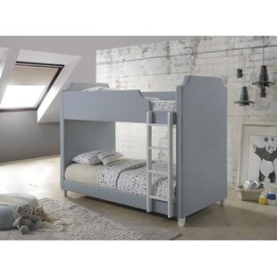Affordable Edyth Twin over Twin Bunk Bed by Mack & Milo Reviews (2019) & Buyer's Guide