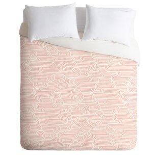 East Urban Home Dash and Ash Duvet Set