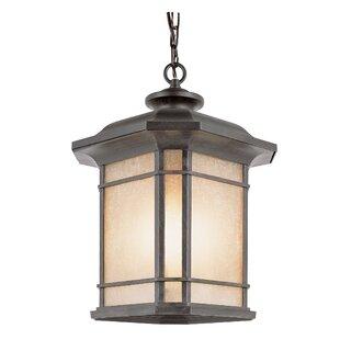 Loon Peak Newbury 3-Light Outdoor Hanging Lantern