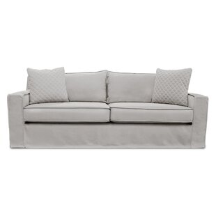 William Slipcover Sofa by South Cone Home Cheap