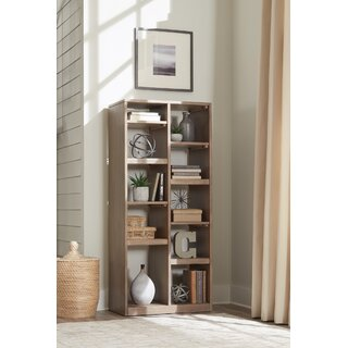 Albi Etagere Bookcase by Latitude Run SKU:CE807566 Description