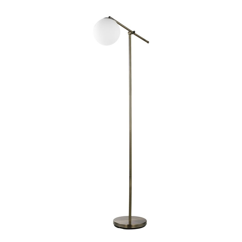 Wrought studio hepler 65 task floor lamp reviews wayfair hepler 65 task floor lamp mozeypictures Image collections