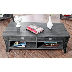 Mcnaughton Coffee Table with Storage