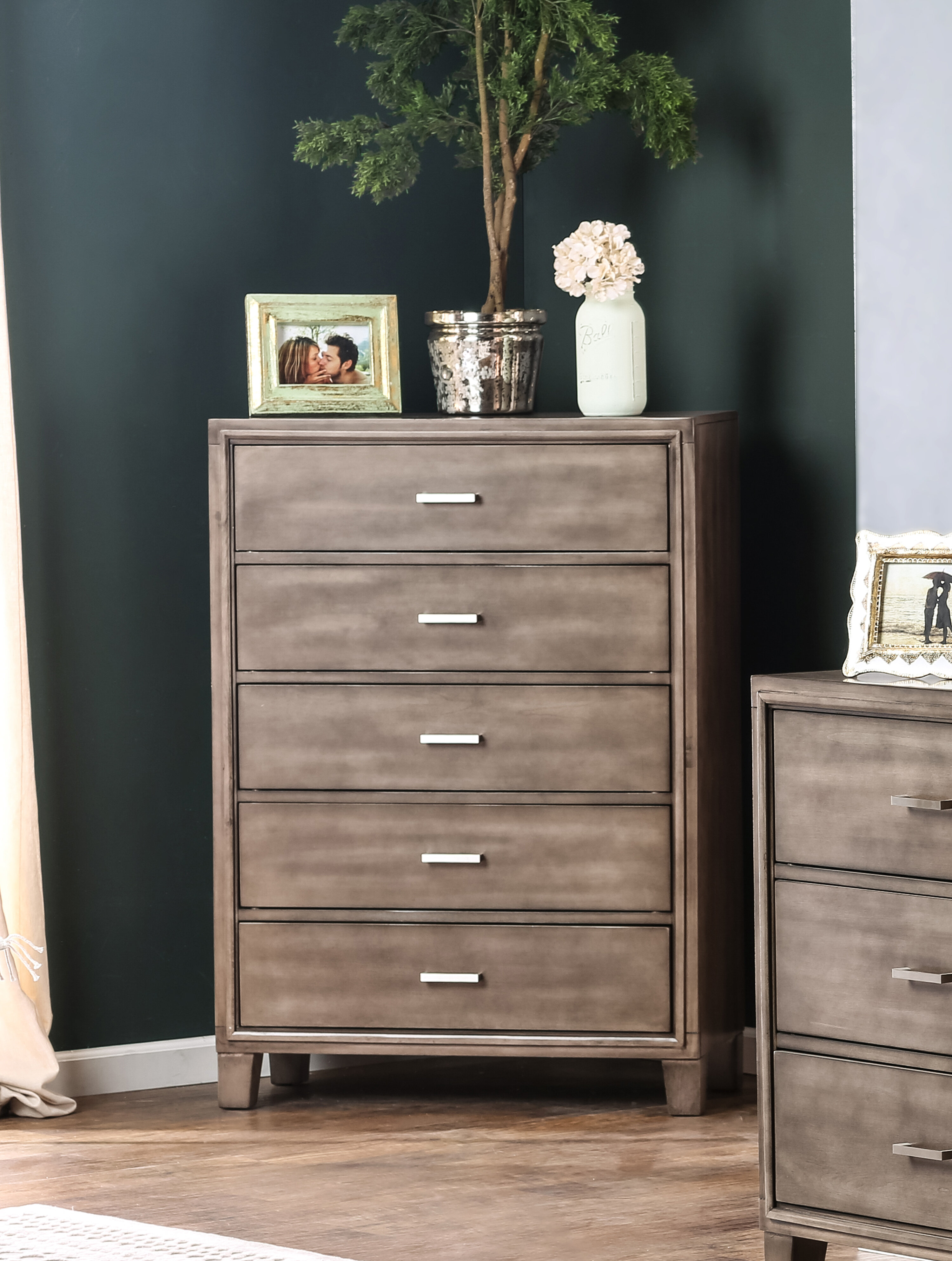 drawer products harbor sauder chest view