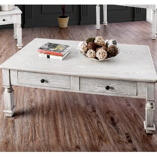 Haynie Coffee Table with Storage