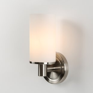 Compare prices Latitude II 1-Light Armed Sconce By Gatco