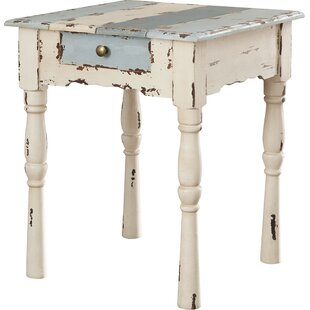 Libourne Side Table With Storage By Fleur De Lis Living