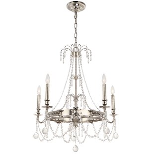 House of Hampton Grear 5-Light Candle Style Chandelier
