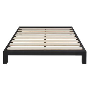 Hasse Glam Platform Bed by Willa Arlo Interiors
