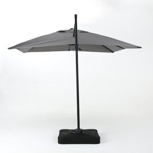 Wardingham 10u0027 Square Cantilever Umbrella