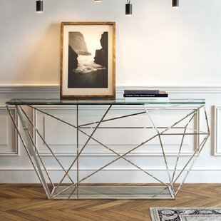 Maid Console Table