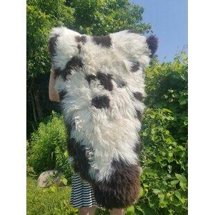 Best Price Amani Sheepskin White Area Rug ByMillwood Pines
