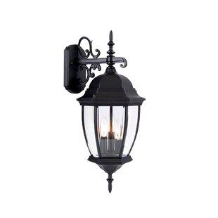 Drumkeeran 3-Light Outdoor Wall Lantern