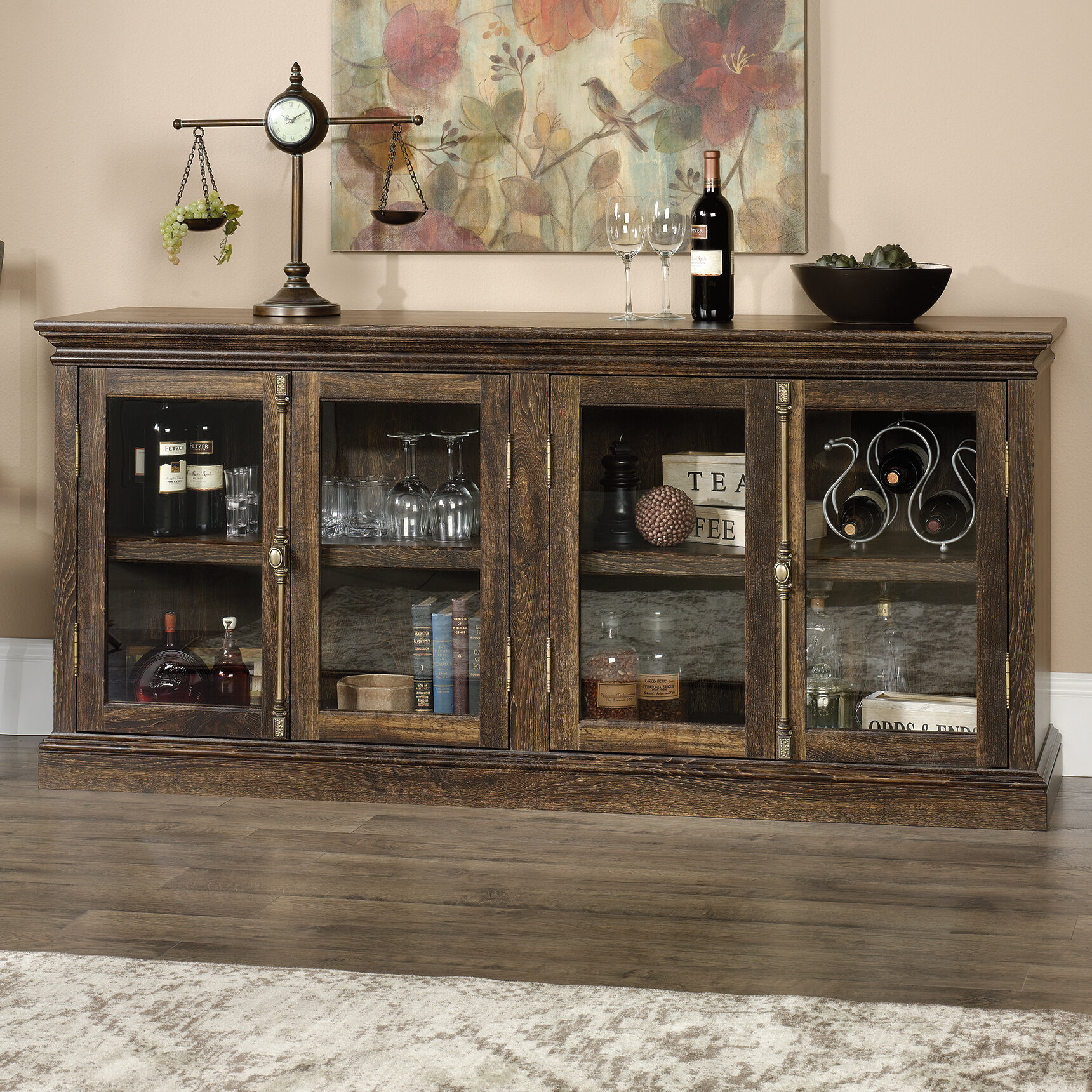 Astounding Henley Tv Stand For Tvs Up To 78 Inches Gmtry Best Dining Table And Chair Ideas Images Gmtryco