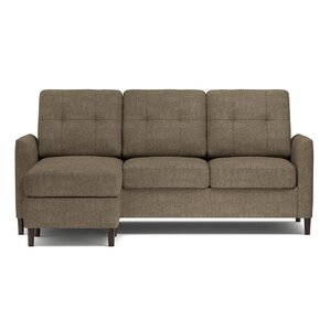 Bates Reversible Sectional by Ebern Designs