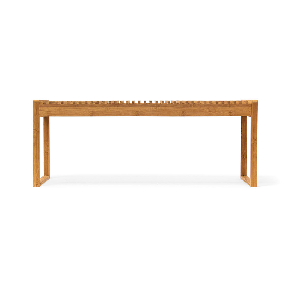 Picture of: Rebrilliant Bamboo Shoe Storage Bench Reviews Wayfair