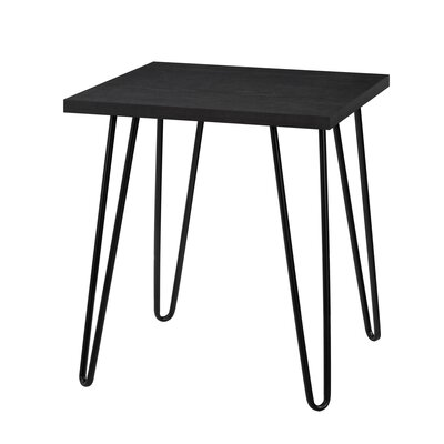 Folkston End Table Finish: Black Oak by Zipcode Design