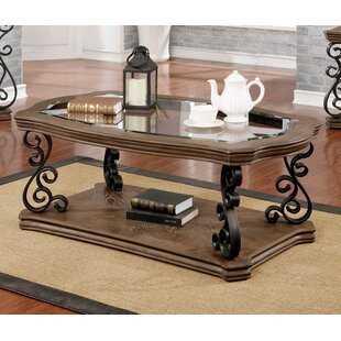 Frida Coffee Table Fleur De Lis Living