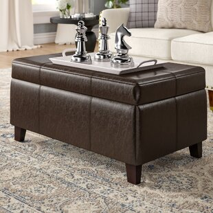 Three Posts Attamore Storage Ottoman