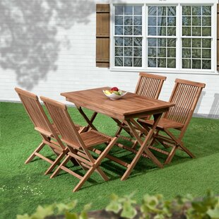 Aimi 4 Seater Dining Set By Sol 72 Outdoor