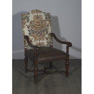 One Allium Way Bellegarde Upholstered Dining Chair