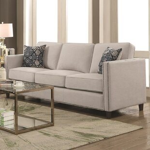 Find Berube Transitional Sofa by Charlton Home Reviews (2019) & Buyer's Guide