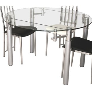 Melorse Extendable Dining Table By Metro Lane