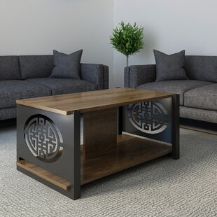 Schexnayder Coffee Table by World Menagerie