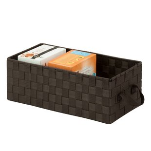 Beautiful Fabric Media Basket