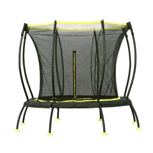 SKYBOUND Atmos 8' Trampoline with Safety Enclosure